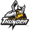ECHL Stockton Thunder Watch Bakersfield Condors v Stockton Thunder ECHL Live 01.12.2012