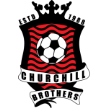 India Churchill Brothers Streaming live Churchill Brothers v Shillong Lajong  04.01.2013